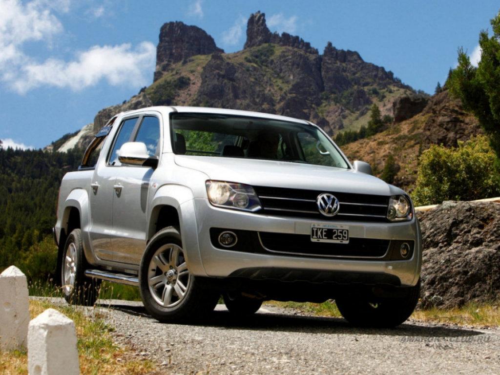 Фотогалерея Volkswagen Amarok Пи…